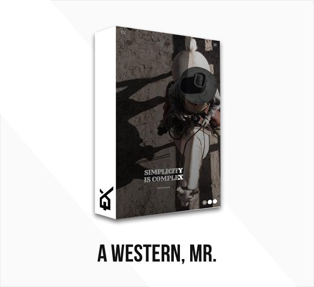 A WESTERN, MR.